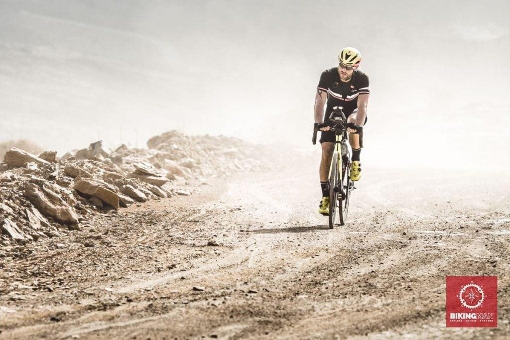 Bikingman Oman 2019