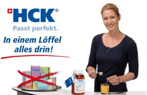 HCK - Mikronährstoff Granulat